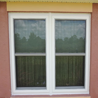 Storm Shield Double Hung Window