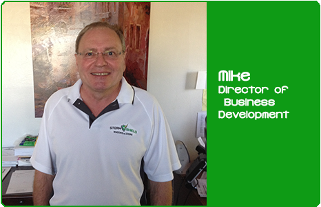 Mike - Director of  Business Development