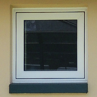 Storm Shield Awning Window